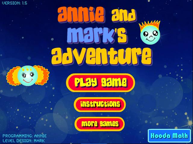 annieAndmark's adventure